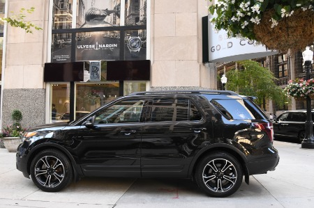 Used 2015 Ford Explorer Sport | Chicago, IL