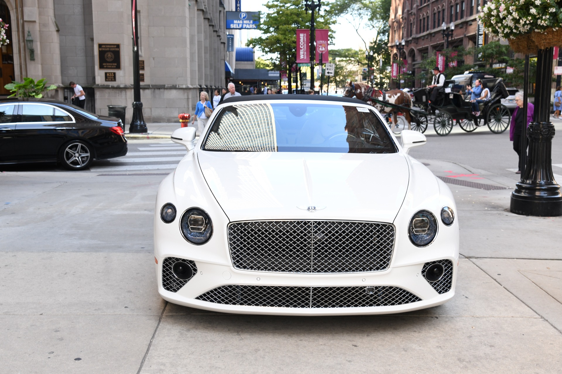 2020 Bentley Continental Gt V8 Convertible Gtc V8 First Edition Stock B1161 For Sale Near Chicago Il Il Bentley Dealer