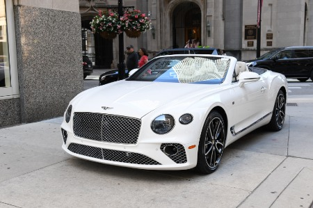 New 2020 Bentley Continental GTC V8 GTC V8 First Edition | Chicago, IL