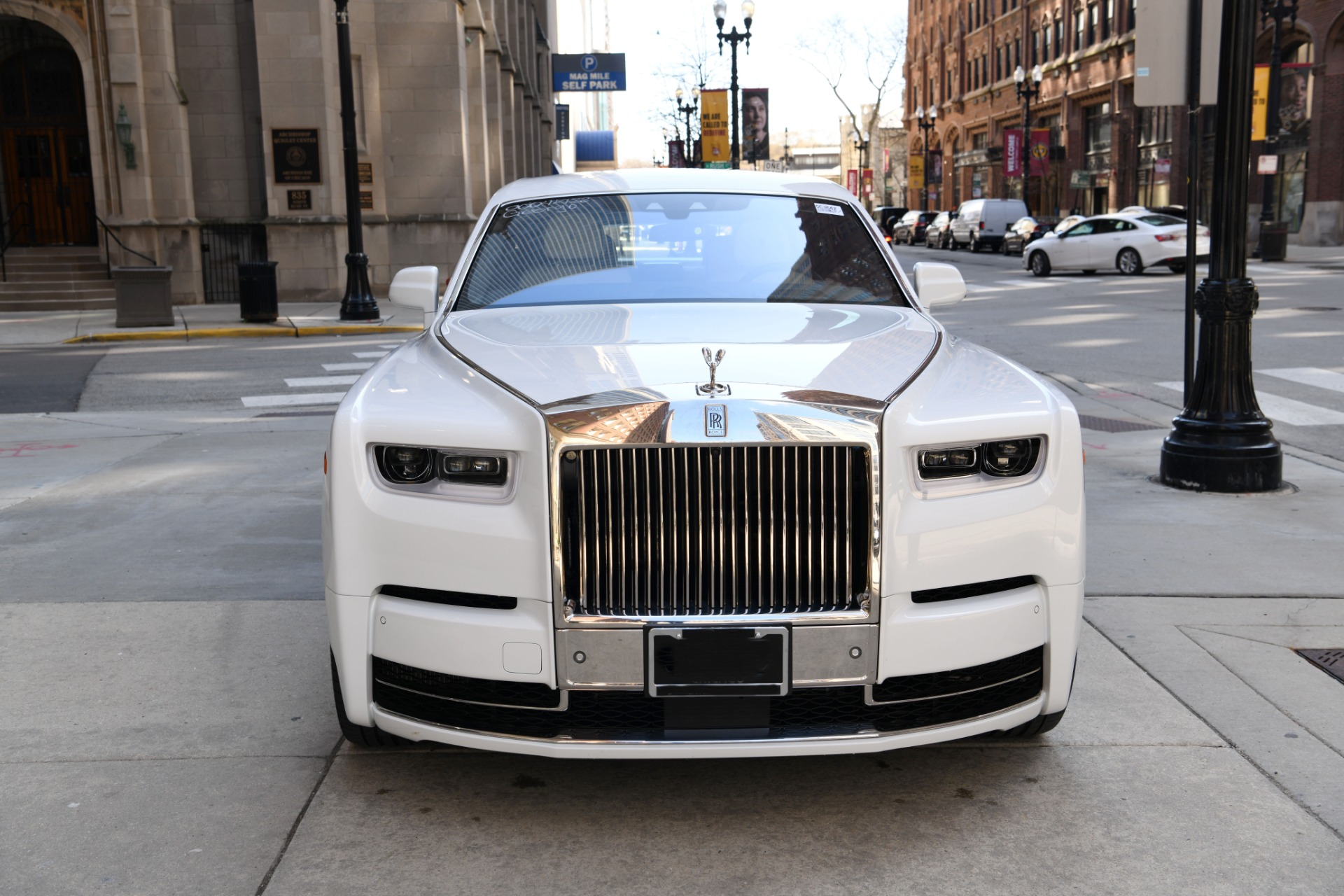 2020 Rolls Royce Phantom Extended Wheelbase Ewb Stock R686 For Sale Near Chicago Il Il Rolls Royce Dealer