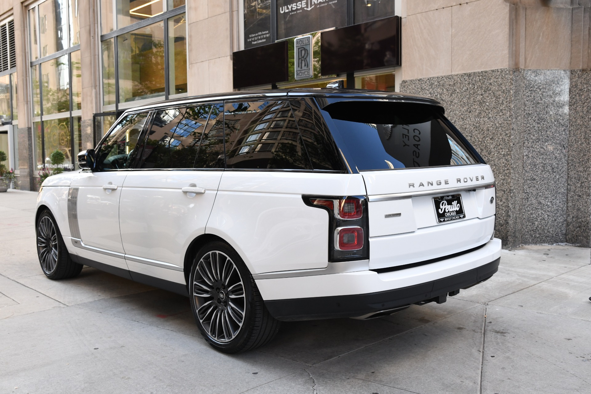 Used 2019 Land Rover Range Rover Autobiography LWB | Chicago, IL