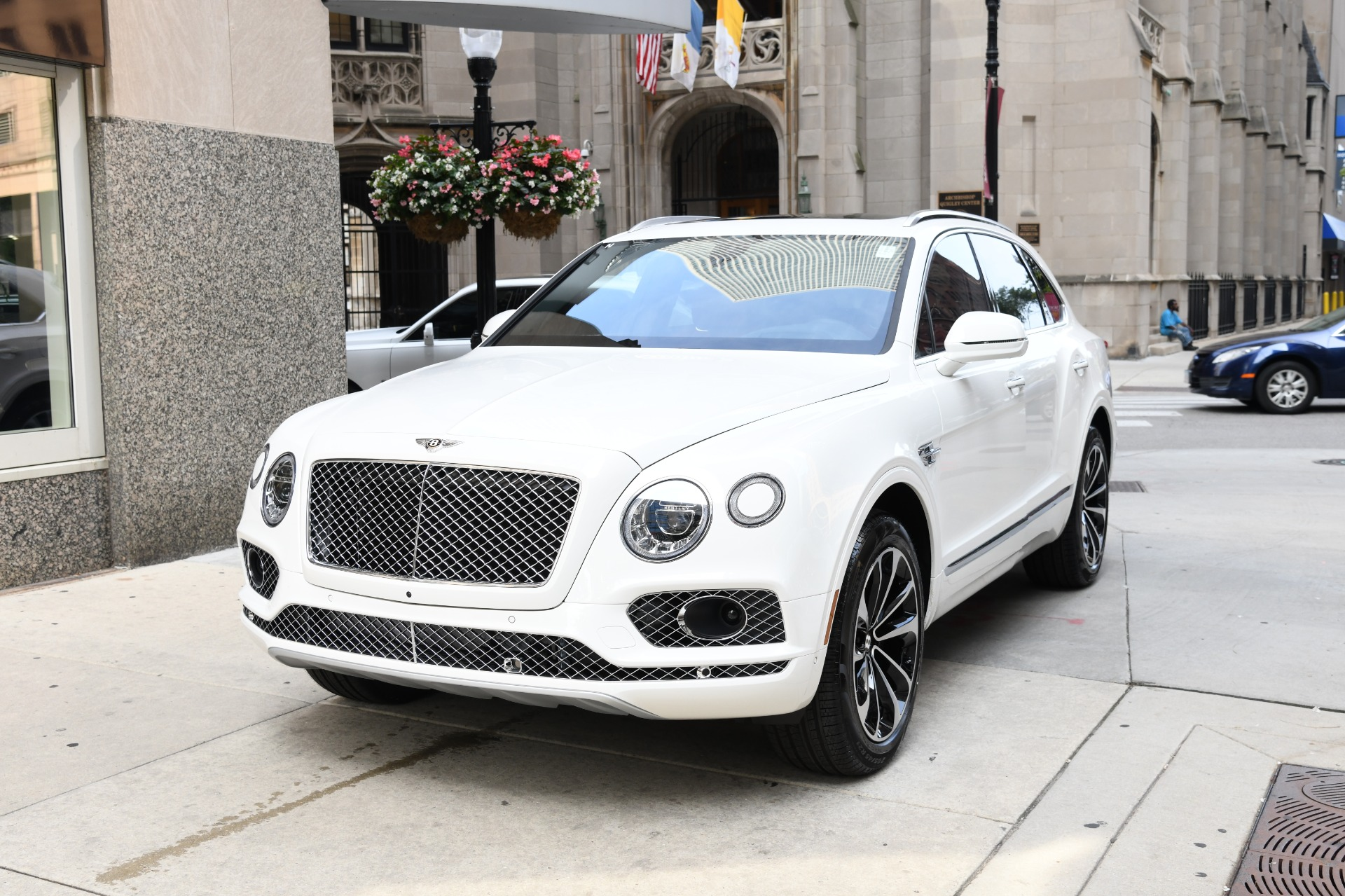 Bentley Bentayga For Sale >> 2020 Bentley Bentayga V8 Stock B1180 For Sale Near Chicago