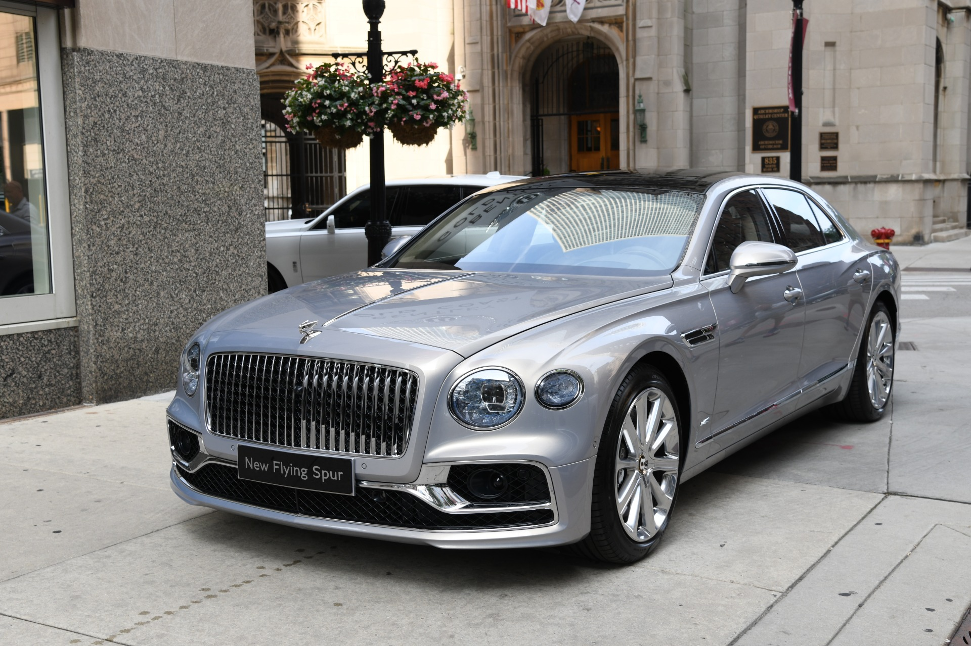 2020 Bentley Flying Spur W12 Order Yours Today Stock 74828 For Sale Near Chicago Il Il Bentley Dealer
