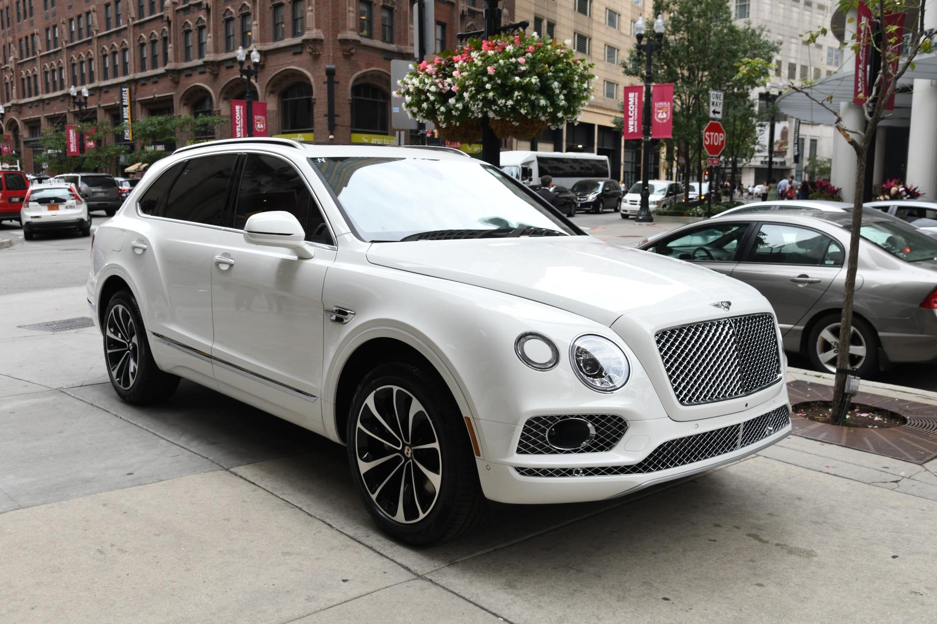 2020 Bentley Bentayga V8 Stock B1179 For Sale Near Chicago Il Il Bentley Dealer