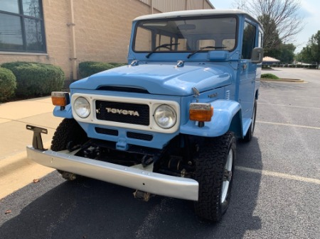 Used 1974 TOYOTA LANDCRUISER FJ-40 | Chicago, IL