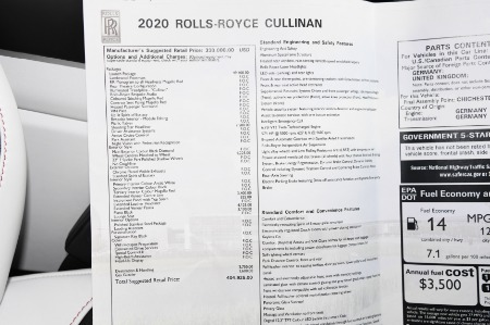 Used 2020 Rolls-Royce Cullinan  | Chicago, IL