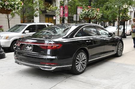 Used 2019 Audi A8 L Quattro $123,045 MSRP 3.0T quattro | Chicago, IL