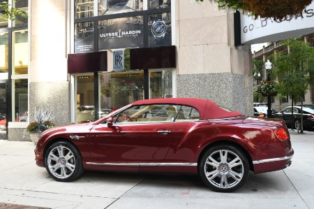 Used 2017 Bentley Continental GTC V8 GT V8 | Chicago, IL