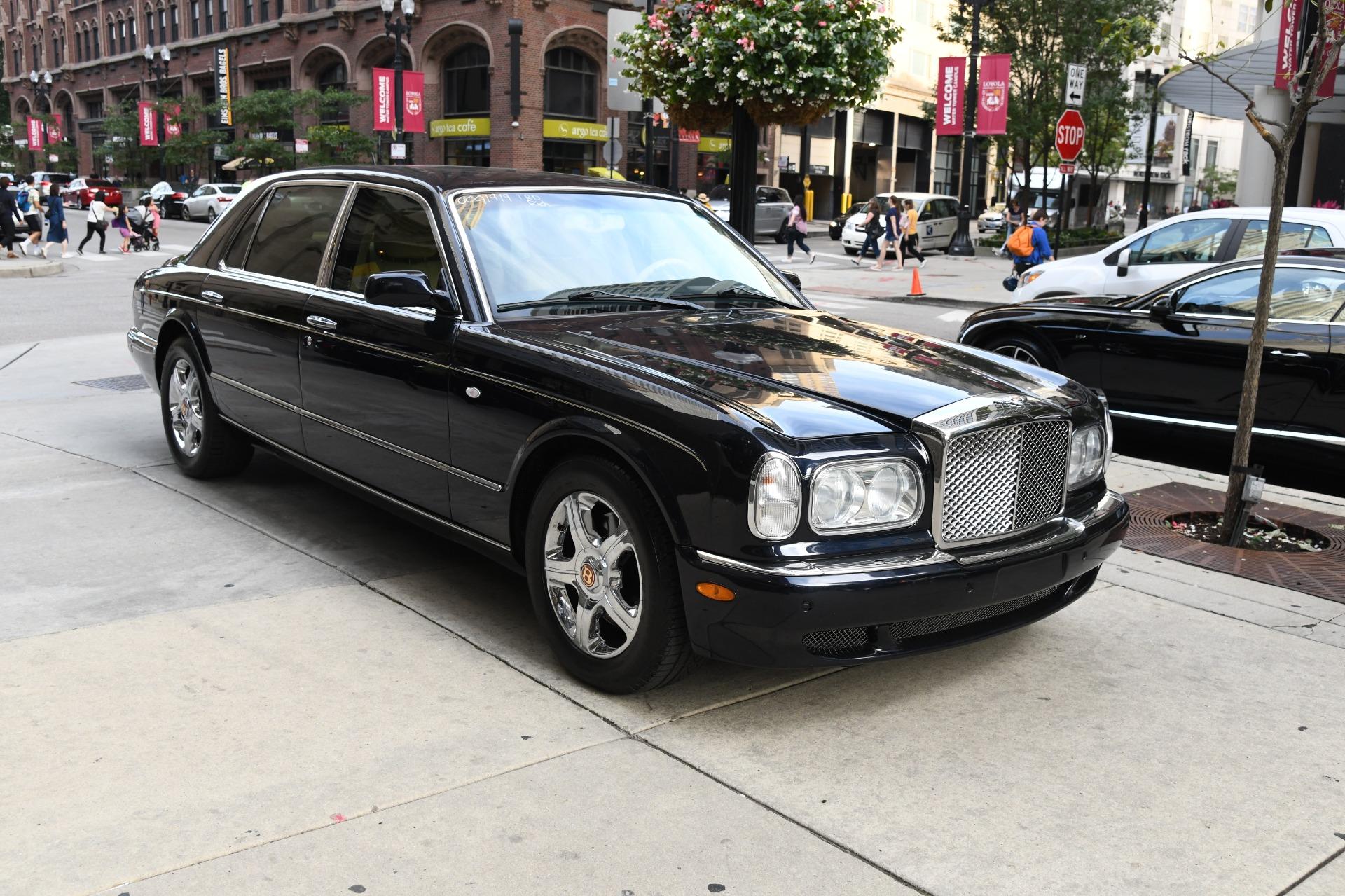 Used 2004 Bentley Arnage RL | Chicago, IL