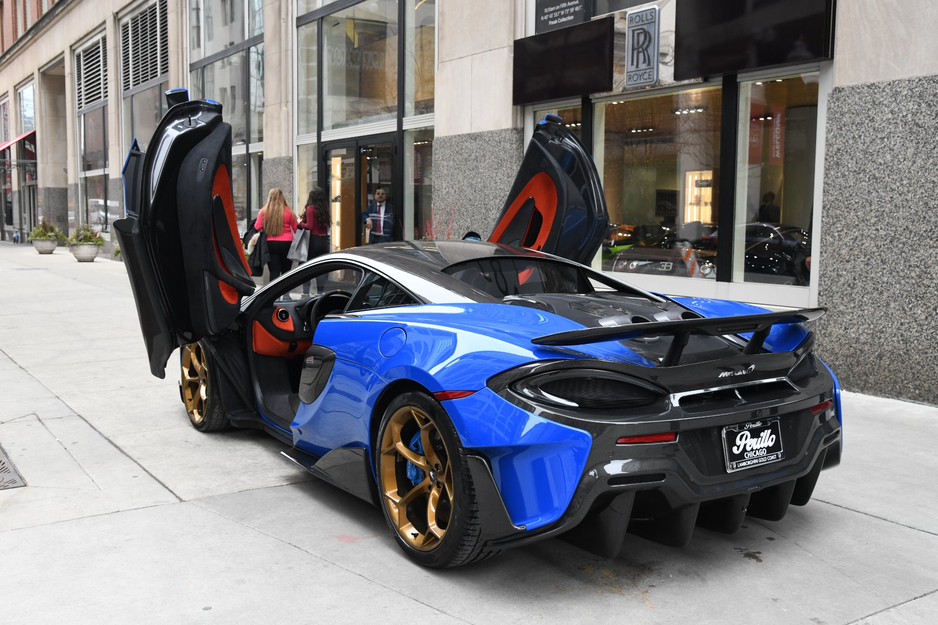 Used 2019 McLaren 600LT  | Chicago, IL