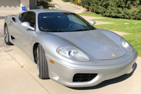 Used 2000 Ferrari 360 Modena-sunroof manual | Chicago, IL