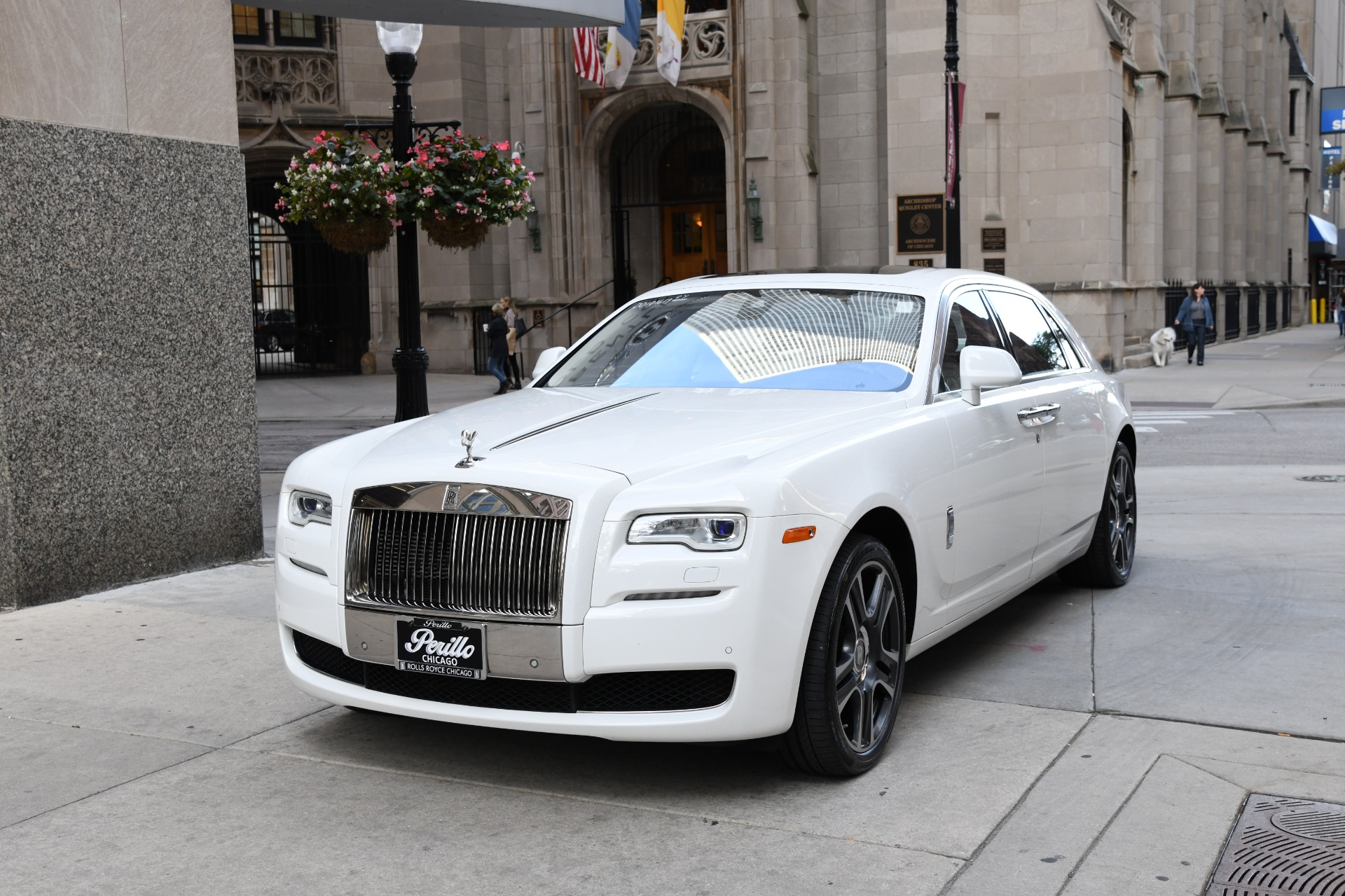 Used 2017 Rolls-Royce Ghost EXTENDED WHEELBASE EWB | Chicago, IL