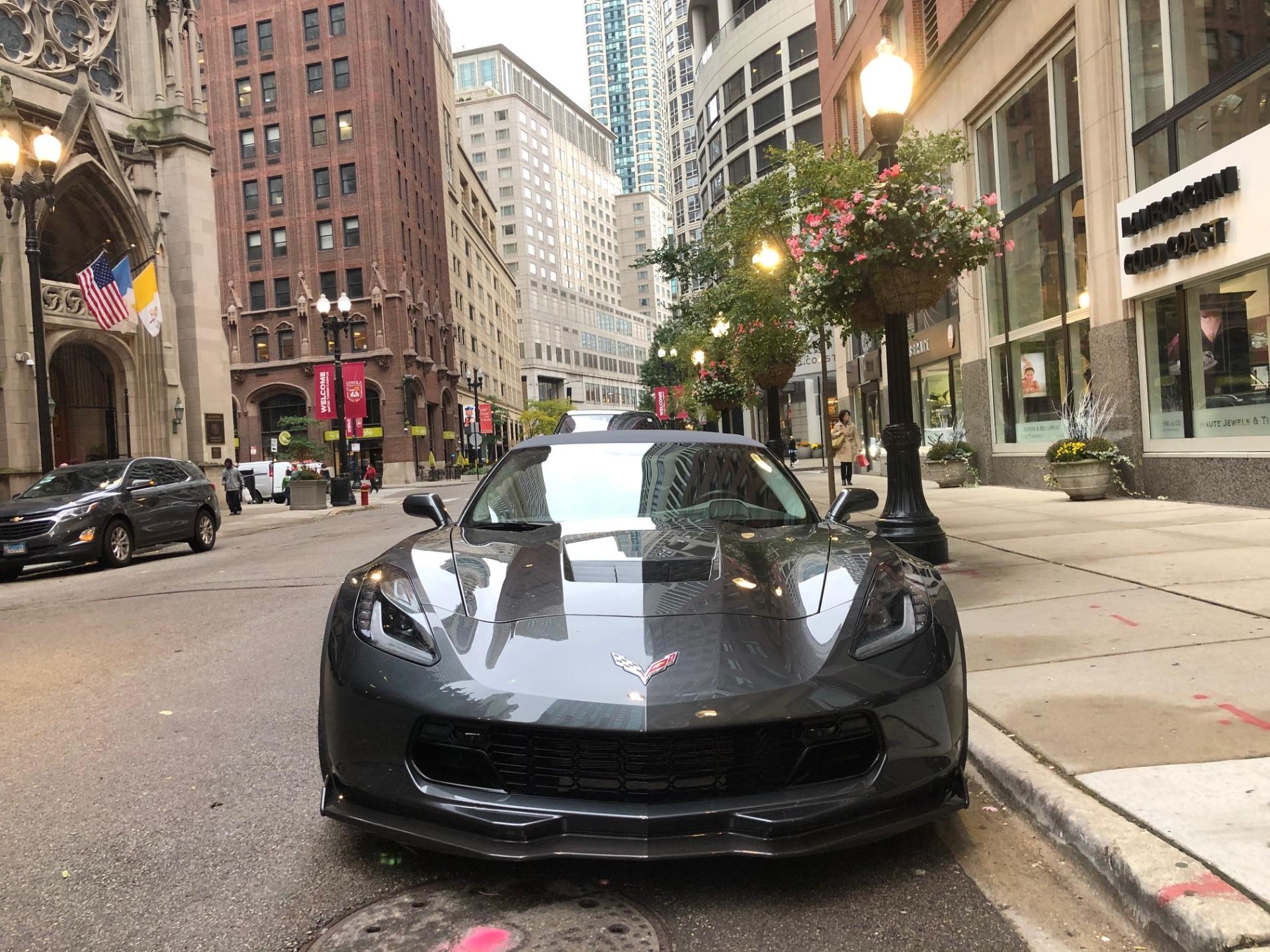 Used 2017 Chevrolet Corvette Grand Sport | Chicago, IL