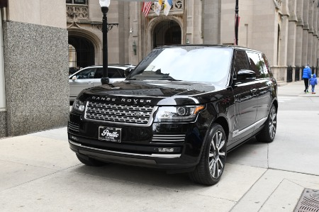 Used 2015 Land Rover Range Rover Autobiography LWB | Chicago, IL