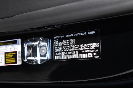 Used 2018 Rolls-Royce Ghost Black Badge | Chicago, IL