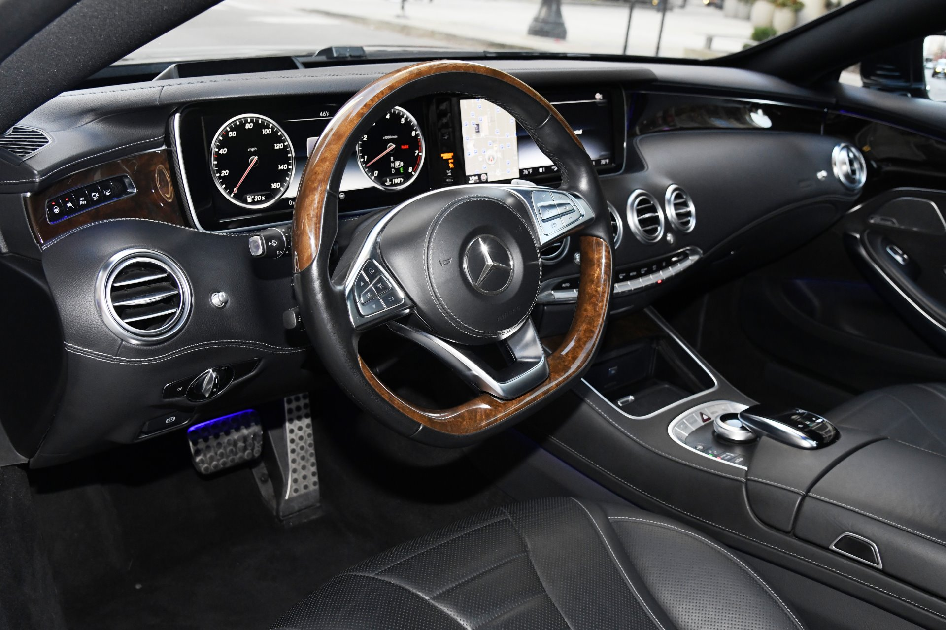 Used 2015 Mercedes-Benz S-Class S 550 4MATIC Coupe | Chicago, IL