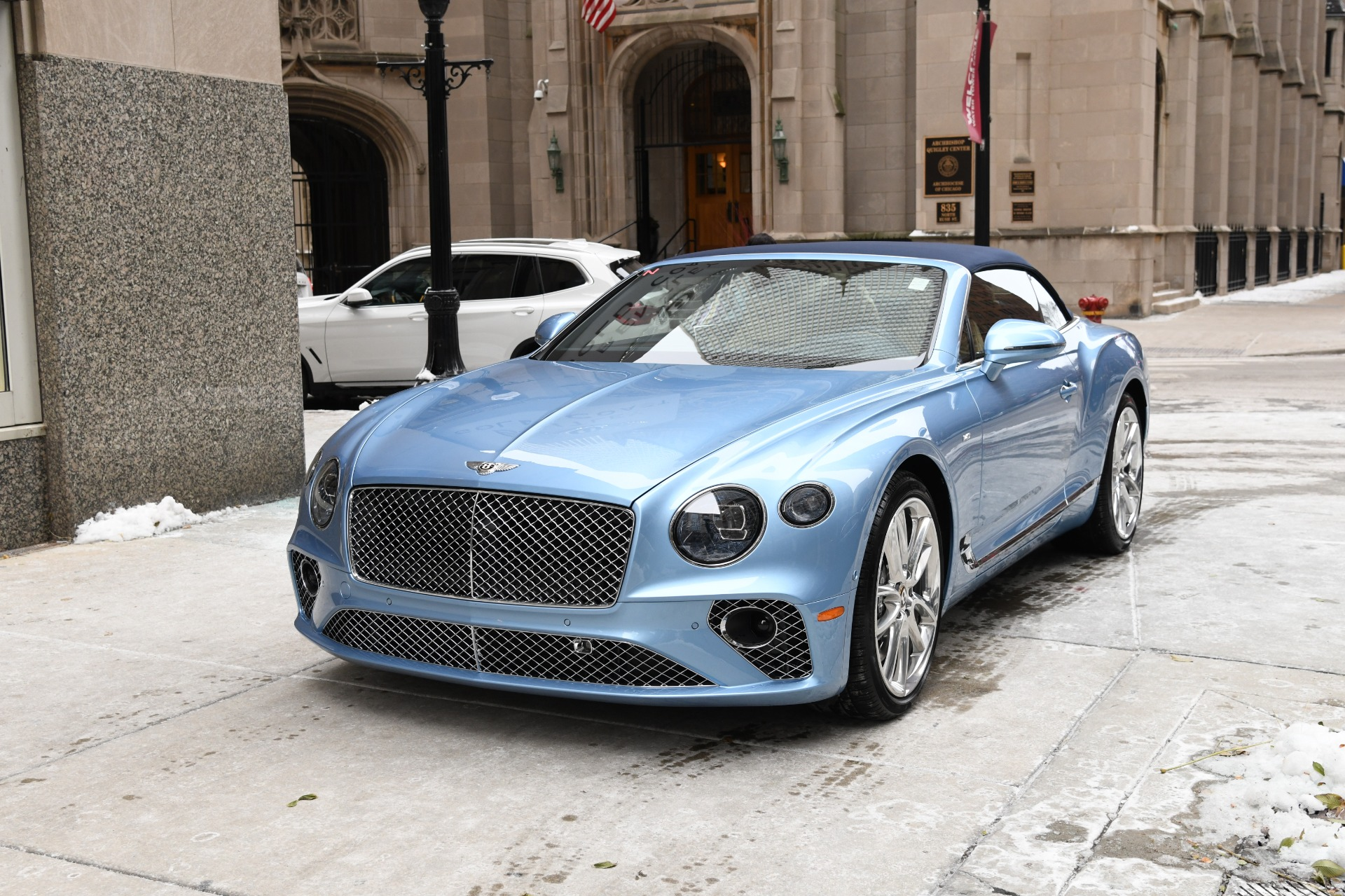 2020 Bentley Continental Gt V8 Convertible Gt V8 Stock B1199 For Sale Near Chicago Il Il Bentley Dealer