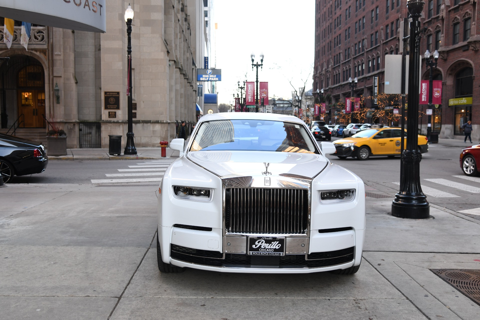 New 2020 Rolls-Royce Phantom Extended Wheelbase  | Chicago, IL