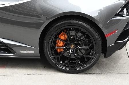 New 2020 Lamborghini Huracan EVO Spyder LP 640-4 EVO Spyder | Chicago, IL