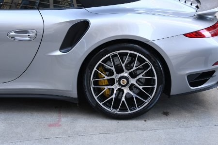 Used 2014 Porsche 911 Turbo S Cabriolet | Chicago, IL