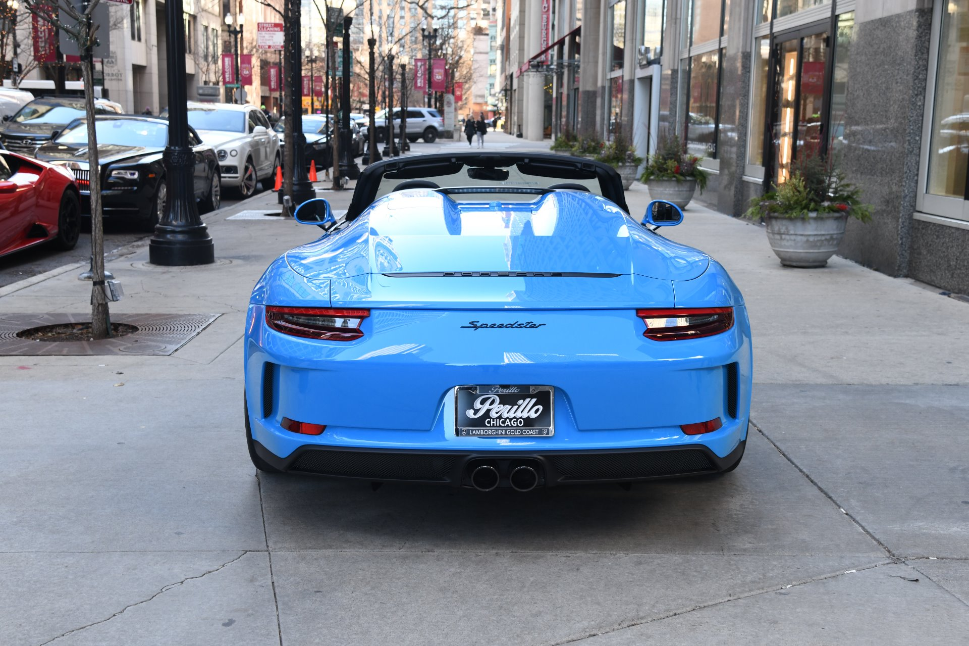 Used 2019 Porsche 911 Speedster | Chicago, IL