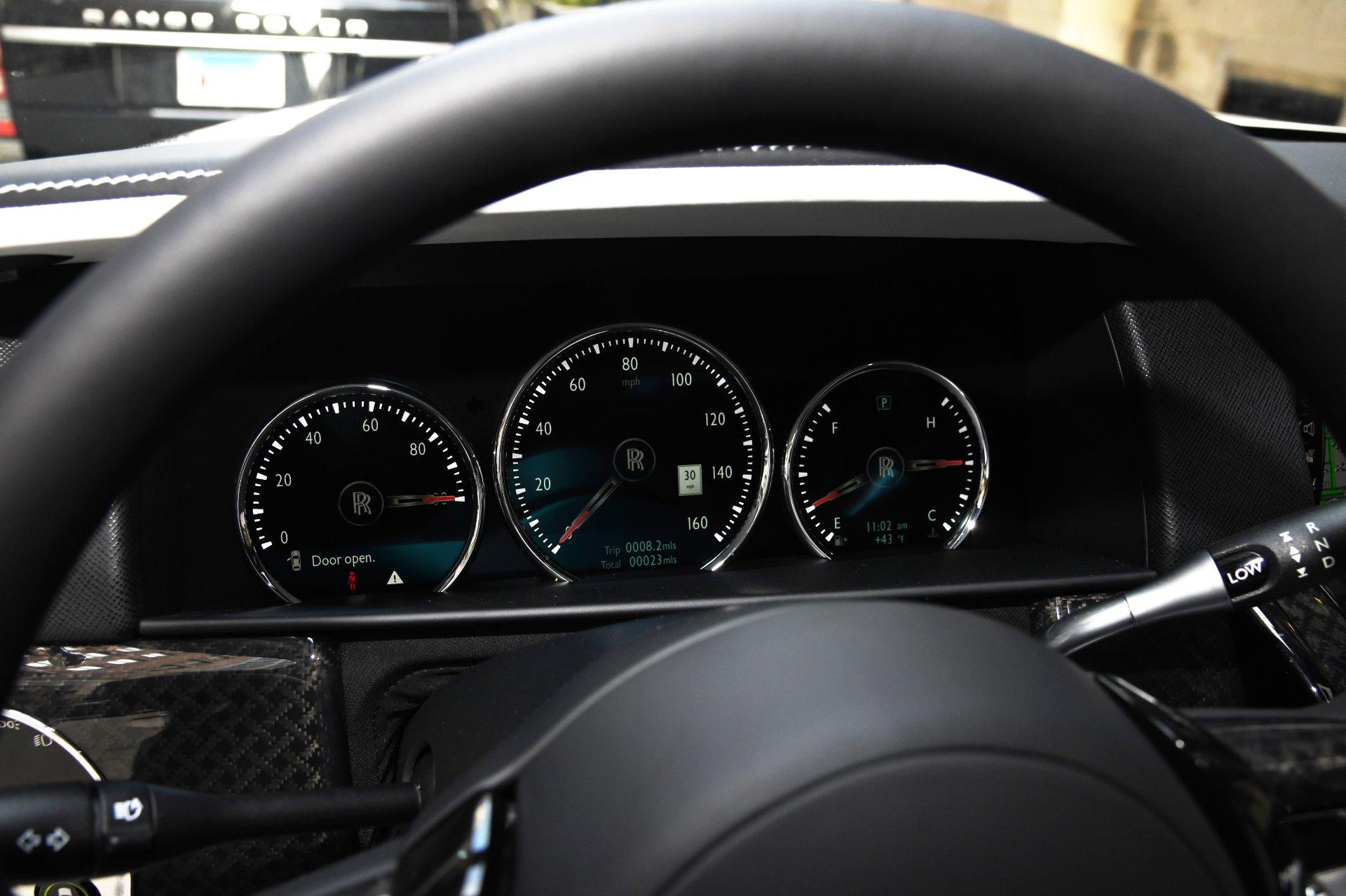 New 2020 Rolls-Royce Cullinan Black Badge | Chicago, IL