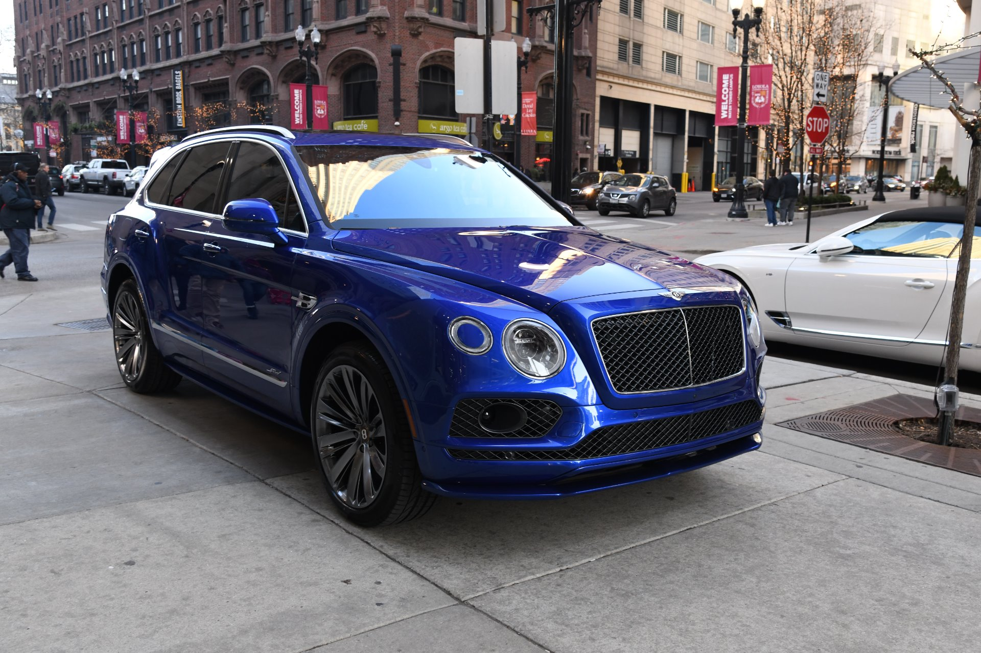 2020 Bentley Bentayga Speed Stock 30693 For Sale Near Chicago Il Il Bentley Dealer