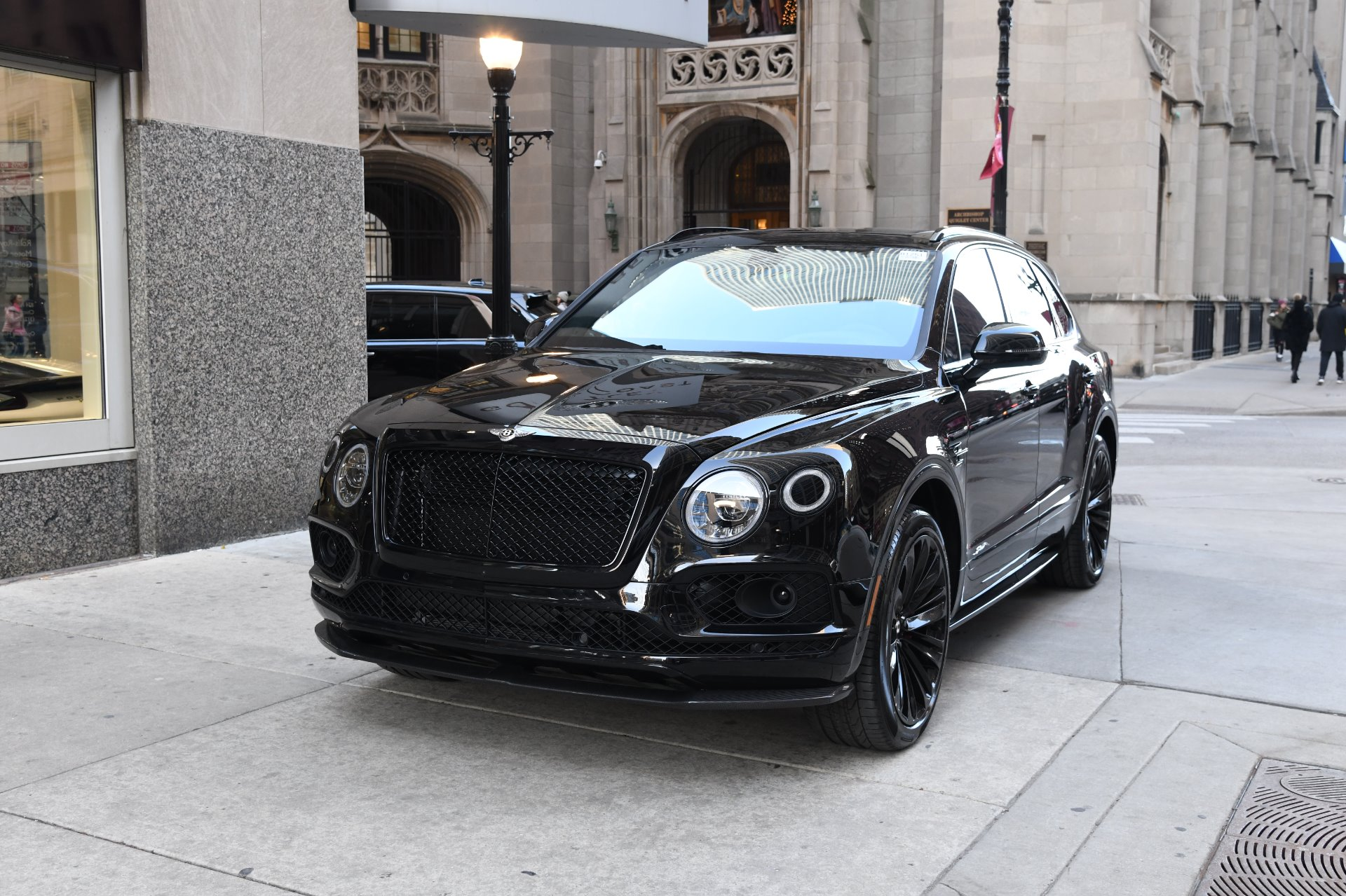 2020 Bentley Bentayga Speed Stock B1251 S For Sale Near Chicago Il Il Bentley Dealer