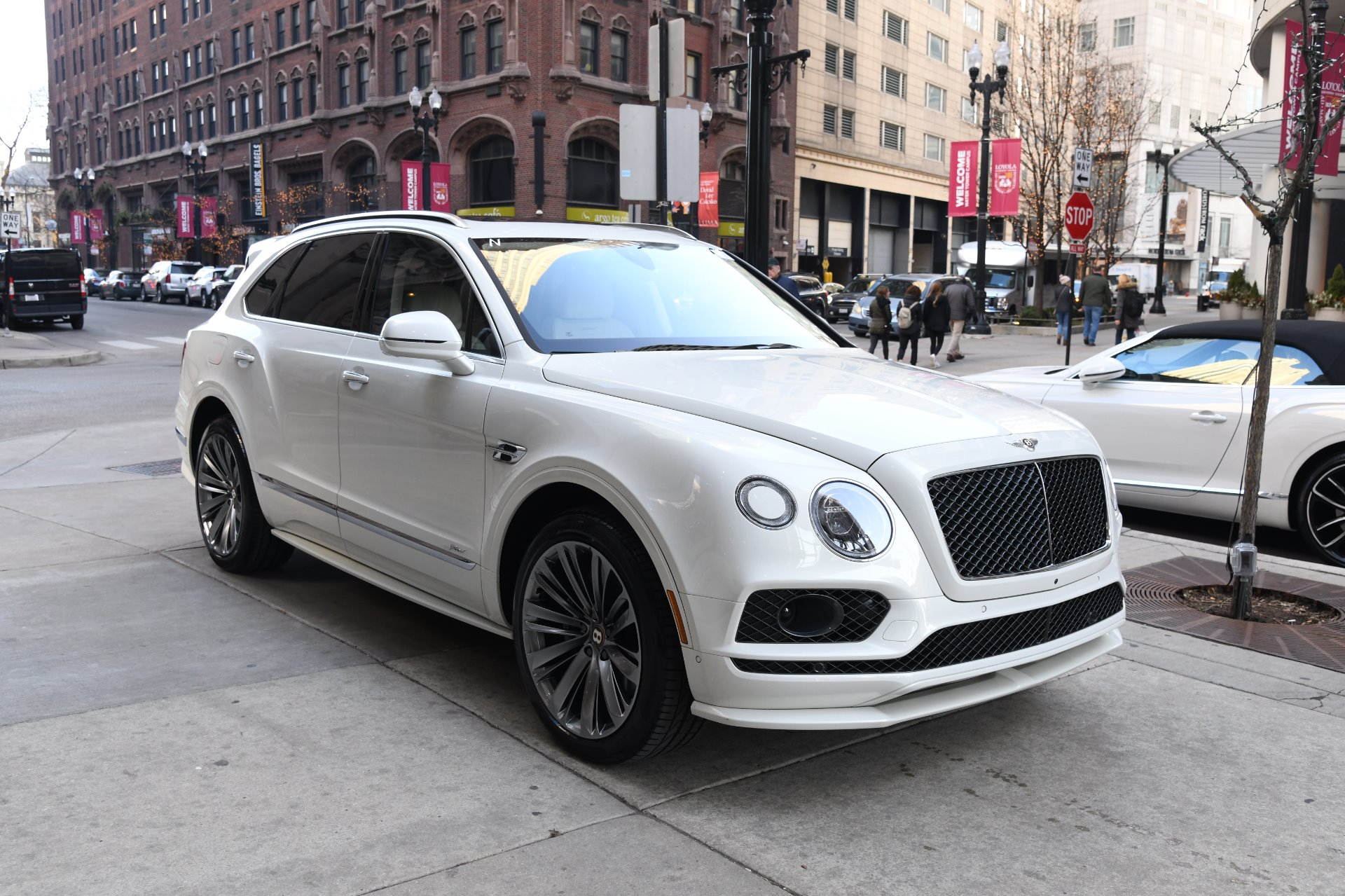 2020 Bentley Bentayga Speed Stock 30308 For Sale Near Chicago Il Il Bentley Dealer