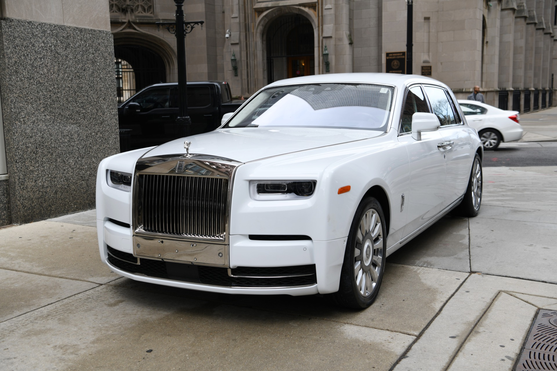 2018 Rolls Royce Phantom Extended Wheelbase Ewb Stock R714a For Sale Near Chicago Il Il Rolls Royce Dealer