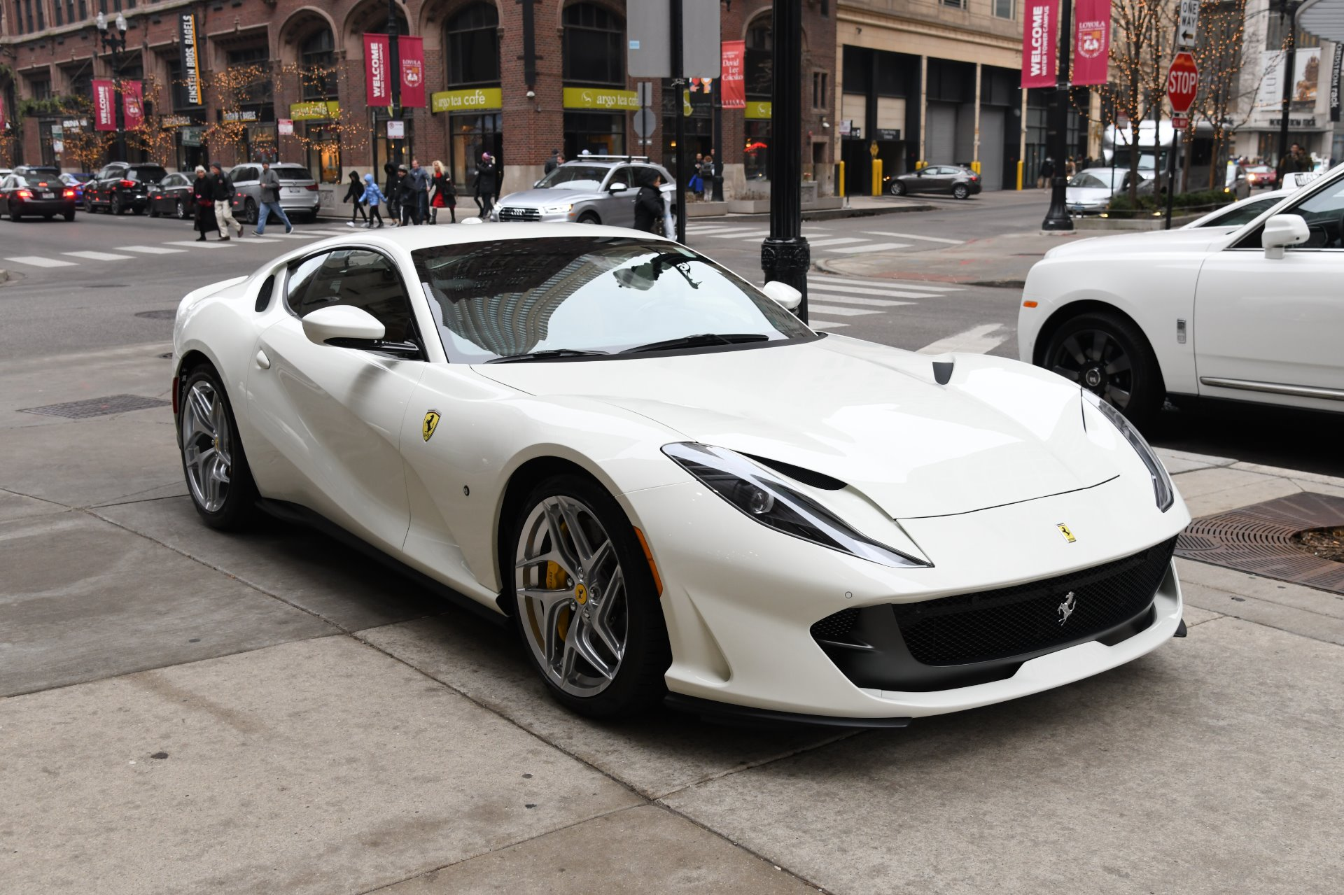 2020 ferrari 812 superfast stock   b1237a for sale near chicago  il