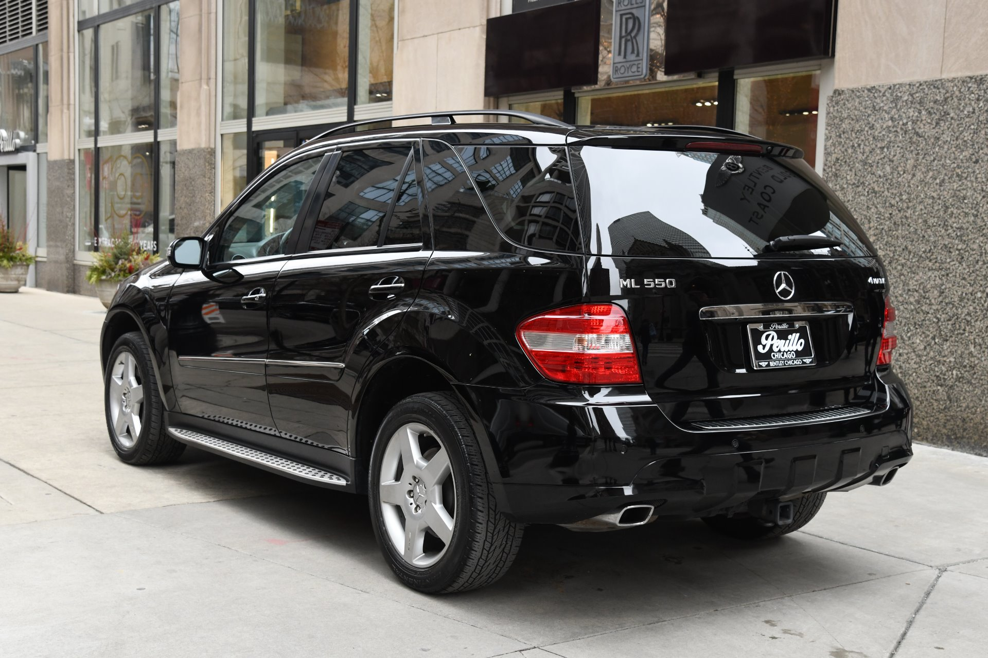 Used 2008 Mercedes-Benz ML 550 ML 550 | Chicago, IL