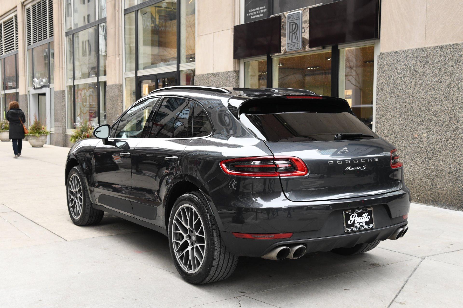Used 2017 Porsche Macan S | Chicago, IL