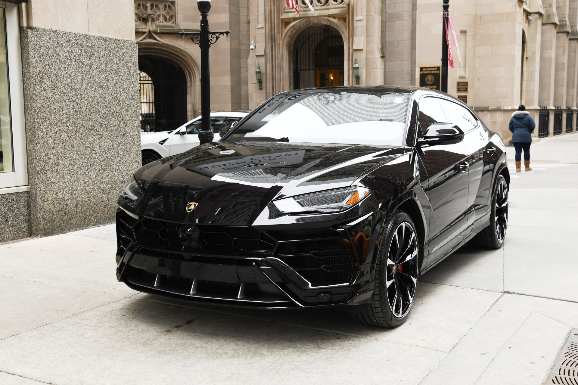 2020 Lamborghini Urus Stock L725 For Sale Near Chicago Il Il Lamborghini Dealer
