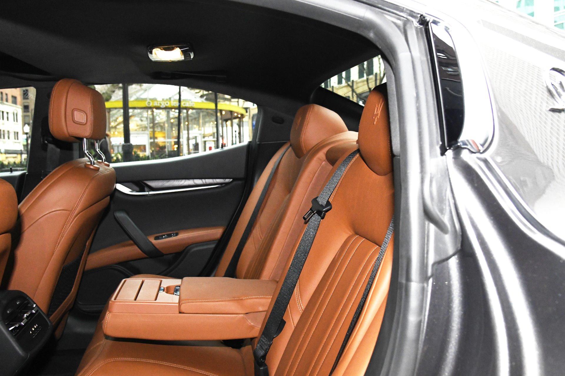 Used 2014 Maserati Ghibli SQ4 S Q4 | Chicago, IL