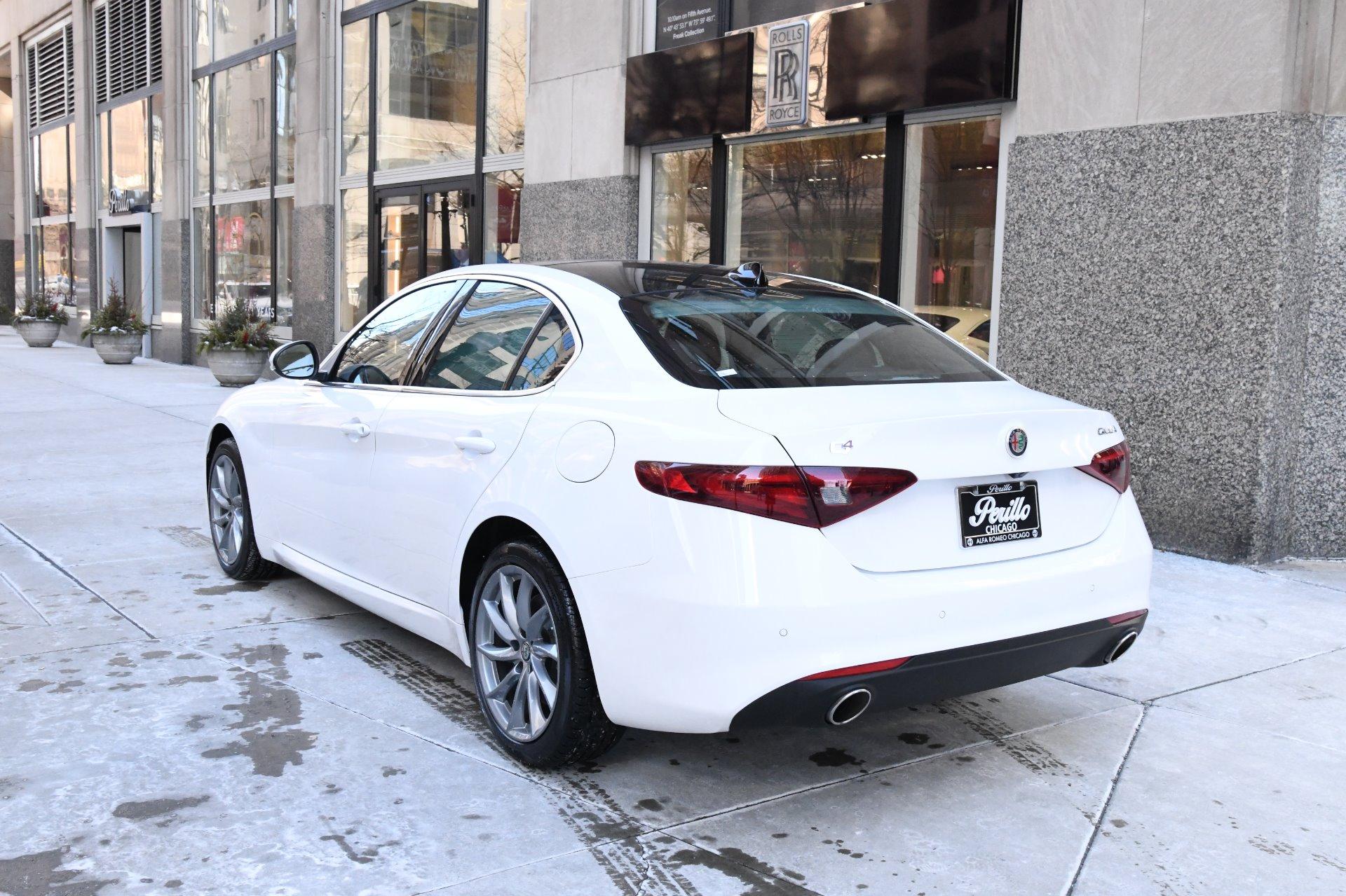 New 2020 Alfa Romeo Giulia  | Chicago, IL