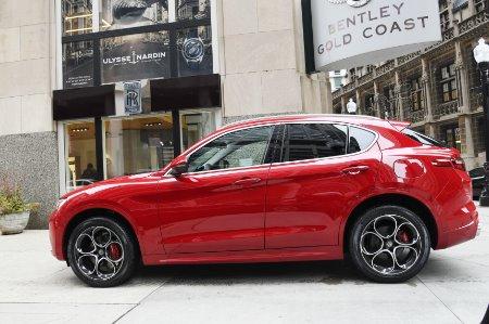 New 2020 Alfa Romeo Stelvio Ti Sport Ti | Chicago, IL