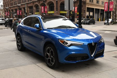 New 2020 Alfa Romeo Stelvio Ti | Chicago, IL