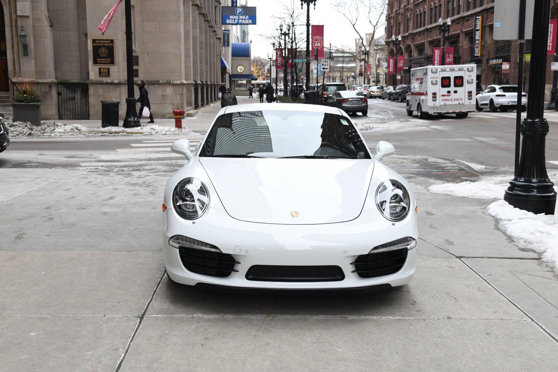 Used 2014 Porsche 911 Carrera S | Chicago, IL