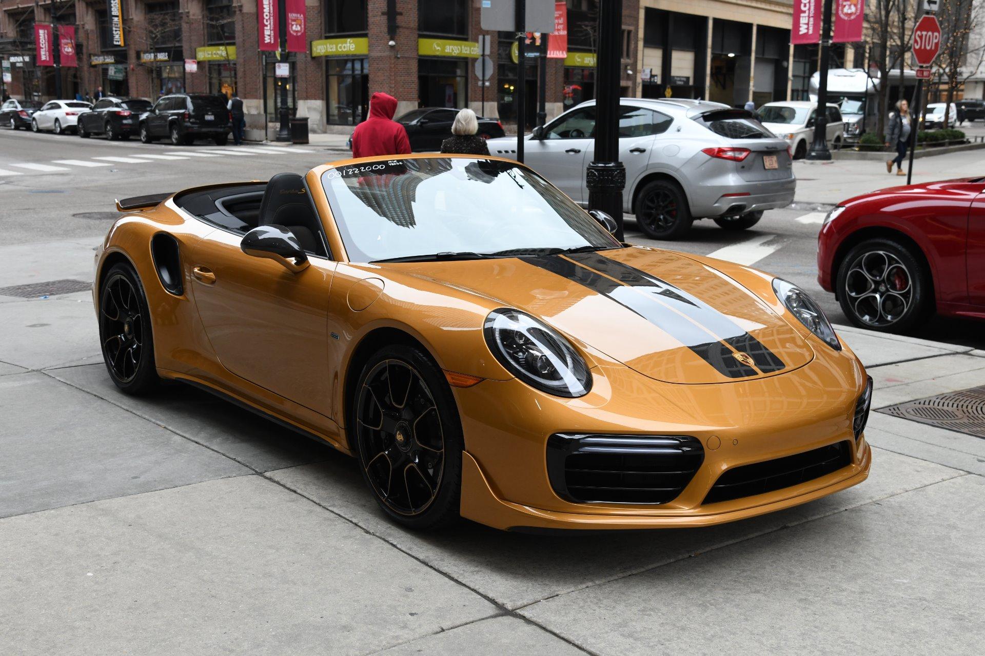 Used 2019 Porsche 911 Turbo S Exclusive | Chicago, IL