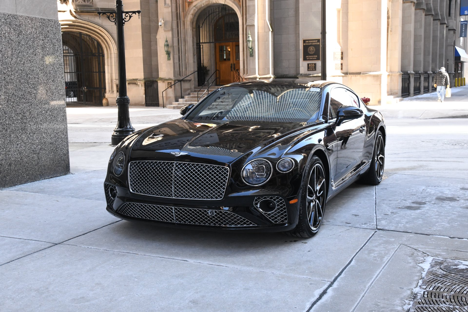 New 2020 Bentley Continental GT V8 GT V8 1st Edition | Chicago, IL