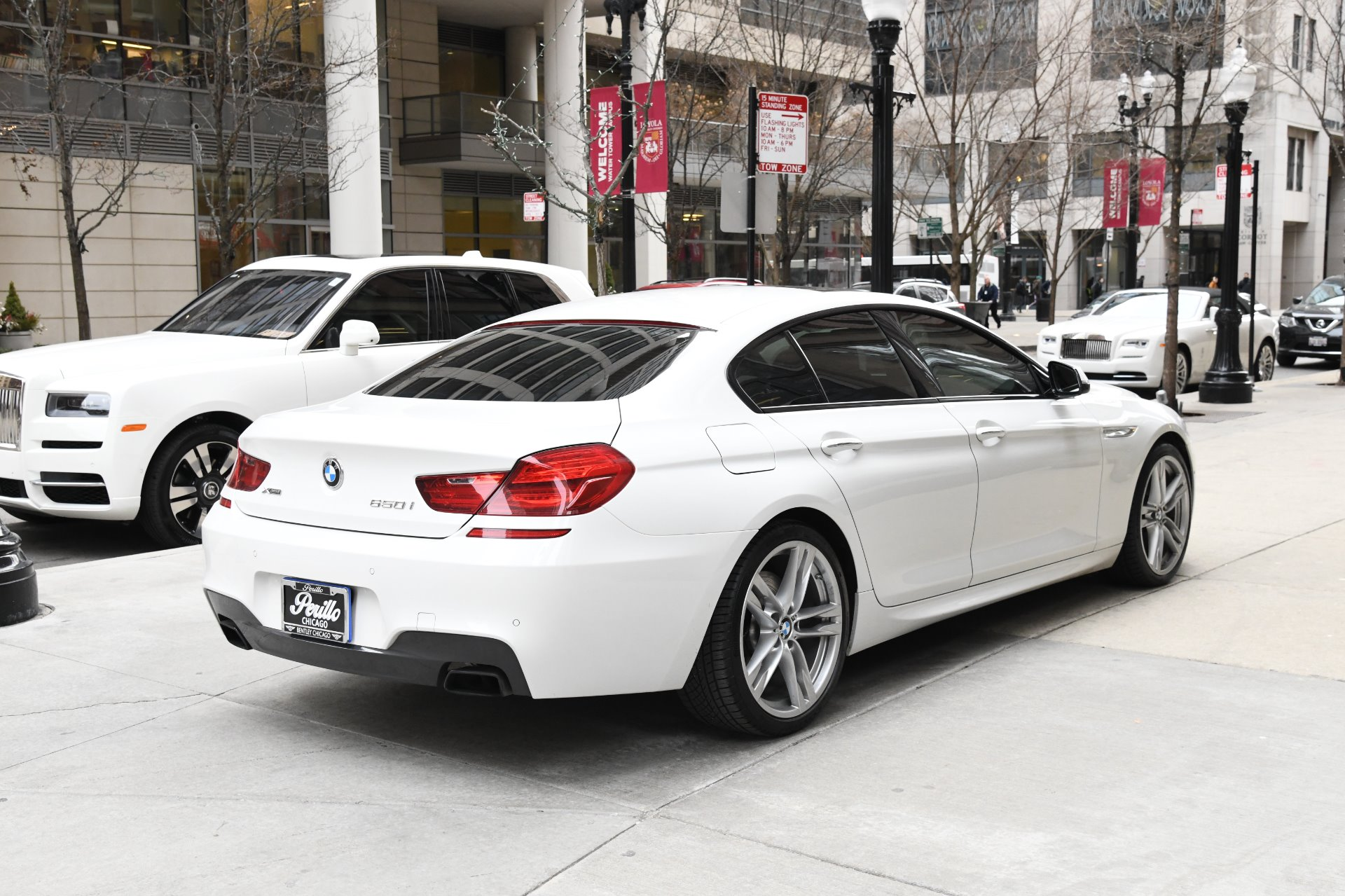 Used 2017 BMW 6 Series 650i xDrive GC M-SPORT | Chicago, IL
