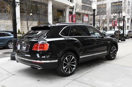 Used 2018 Bentley Bentayga W12 | Chicago, IL