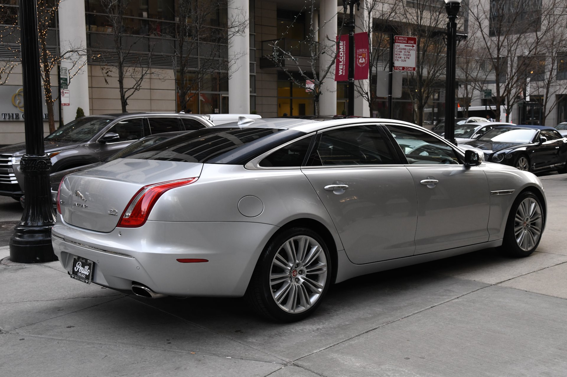 Used 2015 Jaguar XJL Portfolio Awd  | Chicago, IL