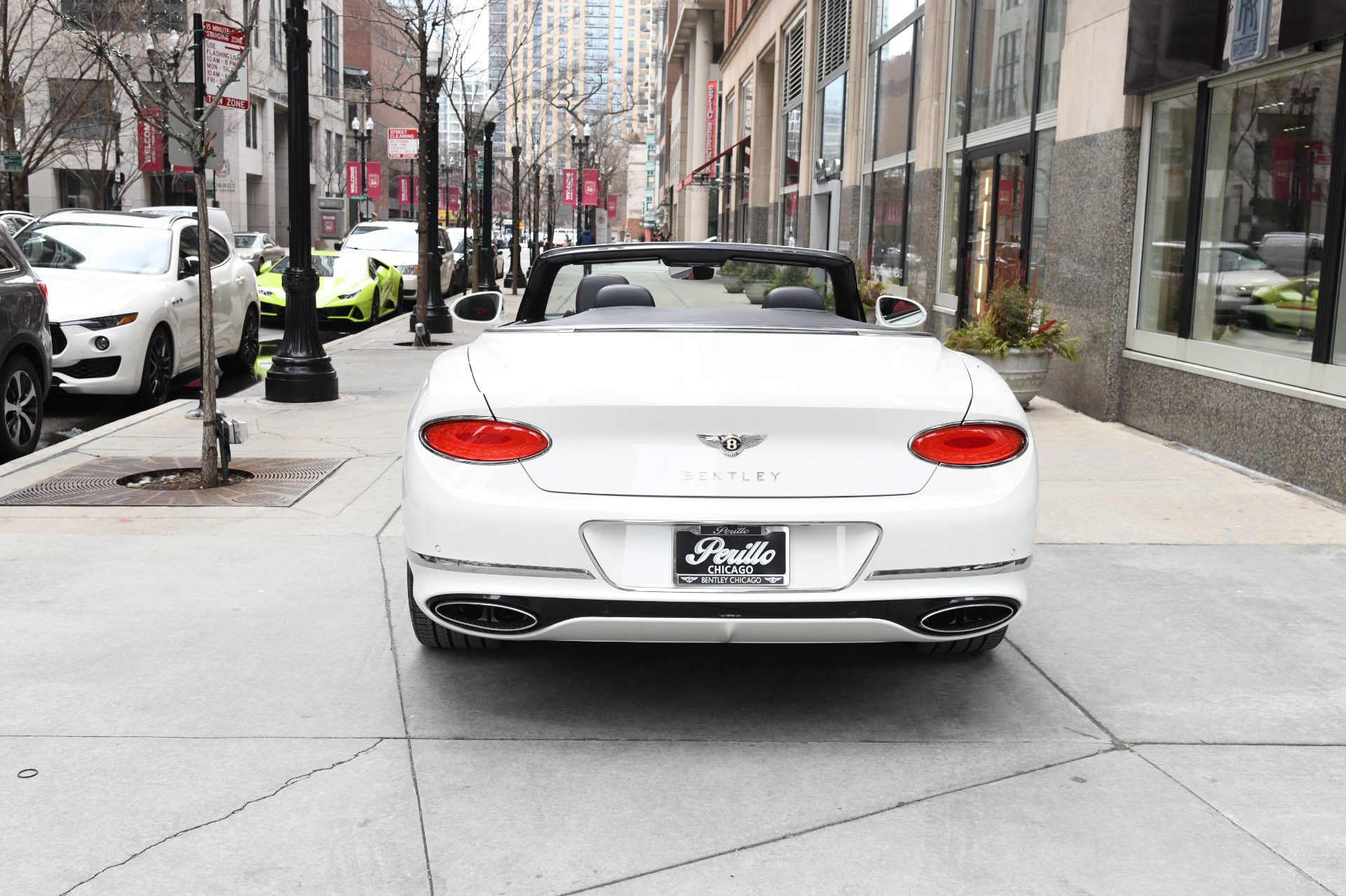 New 2020 Bentley Continental GTC  | Chicago, IL