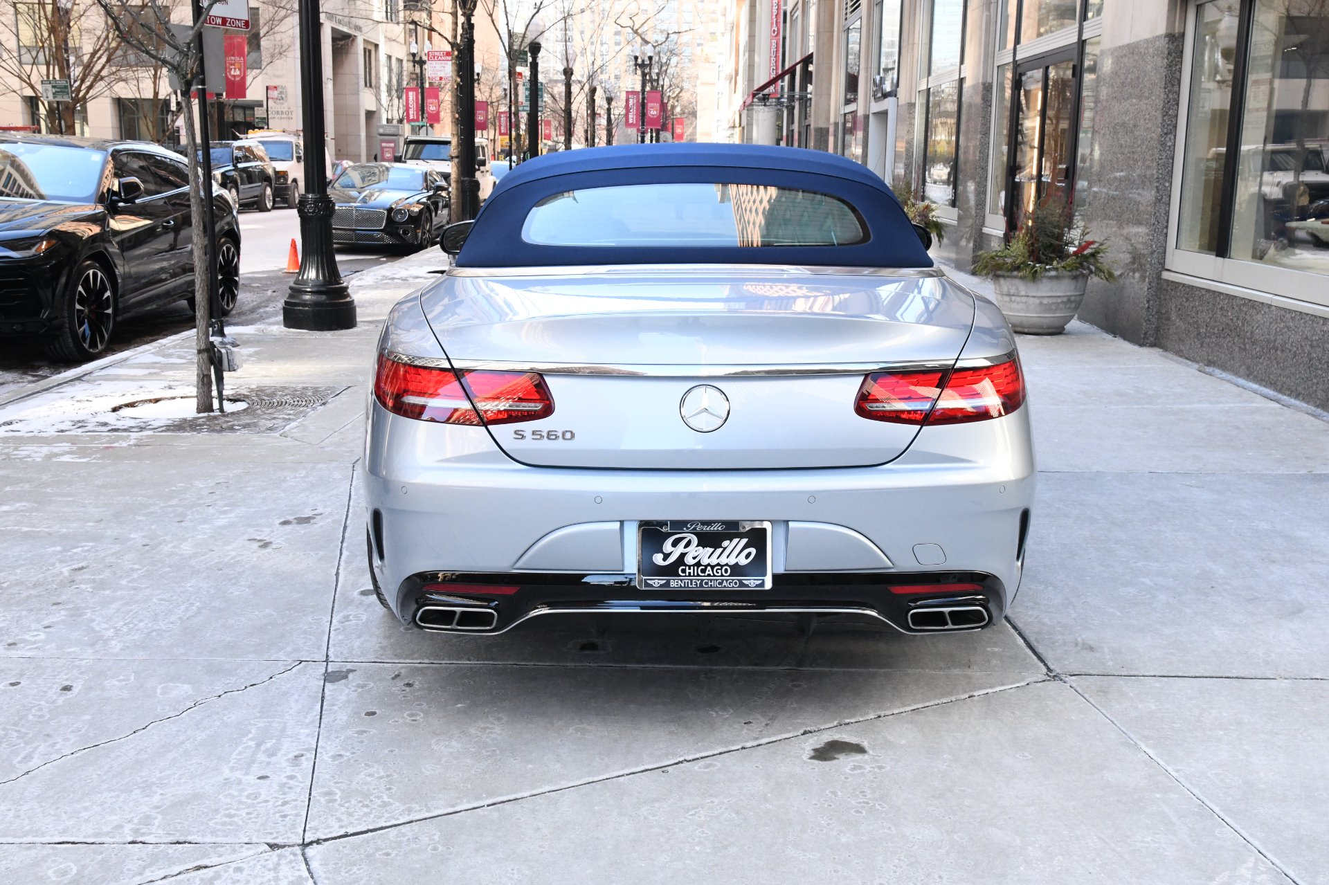 Used 2019 Mercedes-Benz S-Class S 560 | Chicago, IL