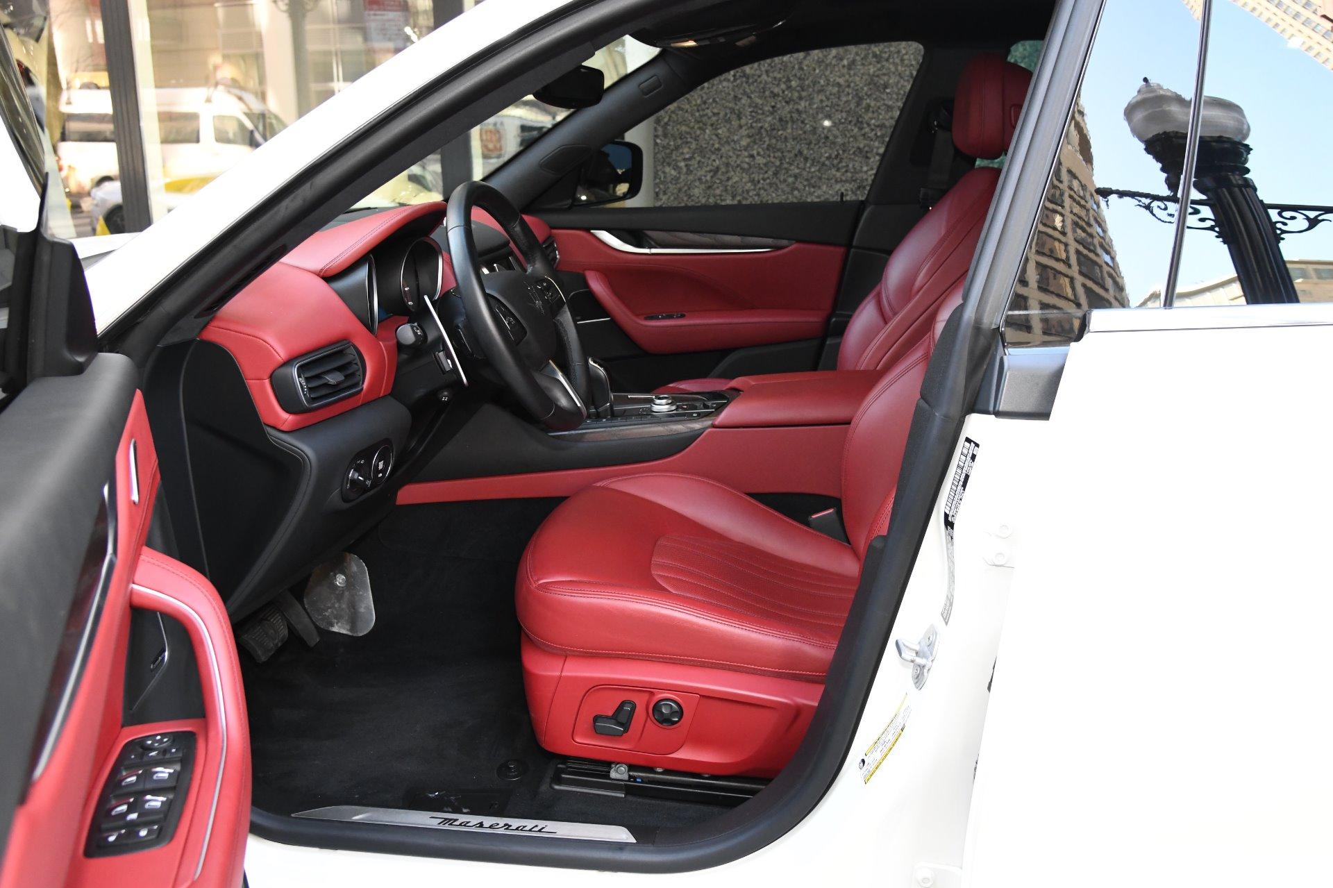 Used 2018 Maserati Levante S GranLusso   Chicago, IL