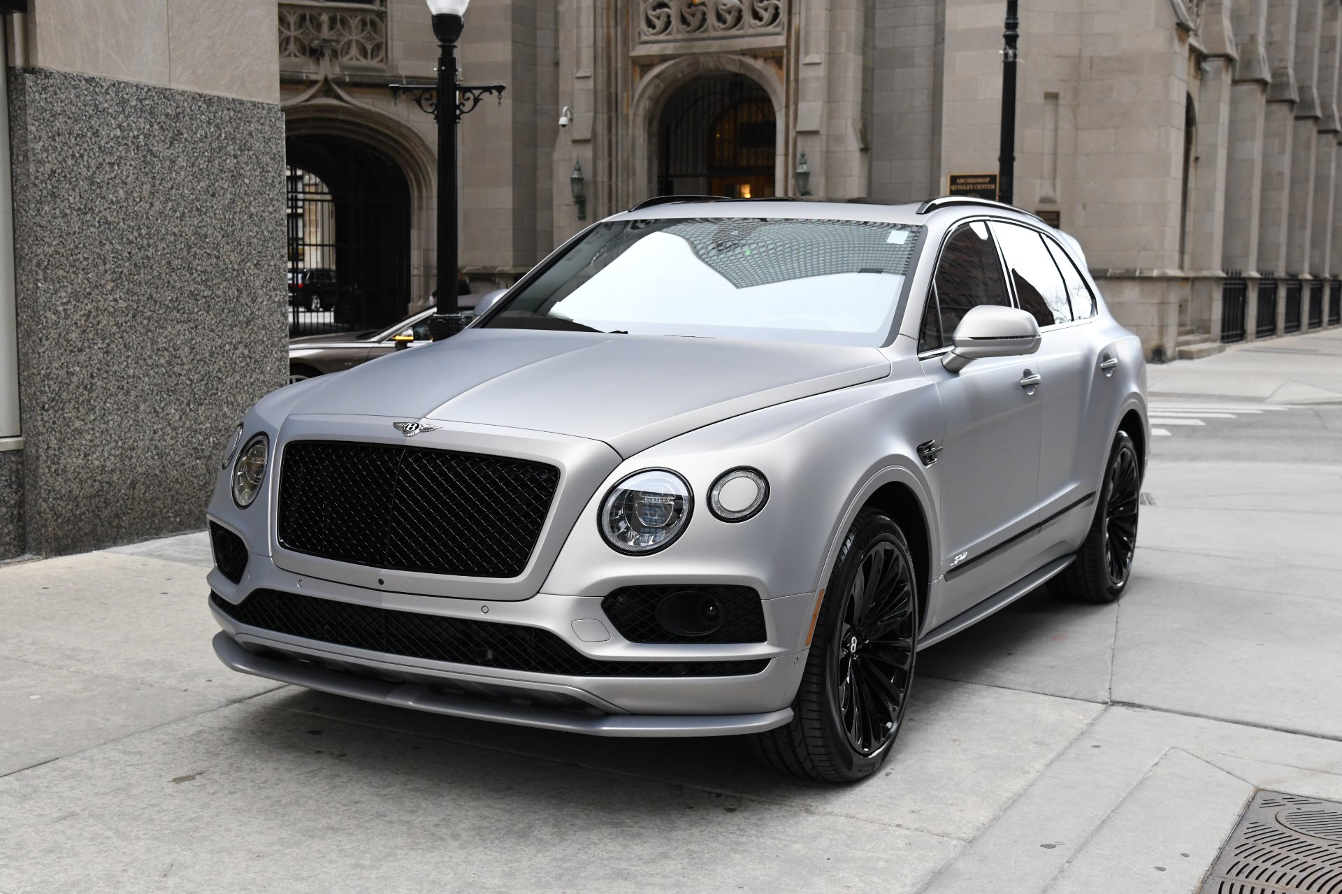 2020 Bentley Bentayga Speed Stock 31332 For Sale Near Chicago Il Il Bentley Dealer
