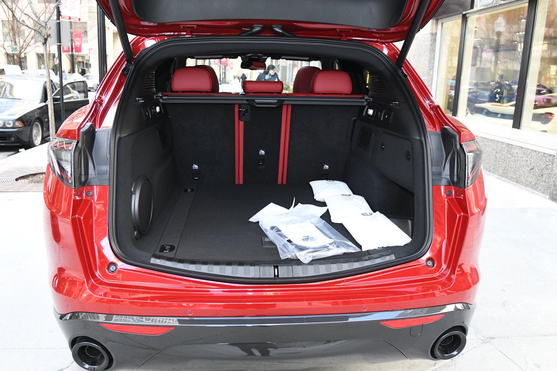 New 2020 Alfa Romeo Stelvio TI SPORT CARBON Ti Sport Carbon   Chicago, IL