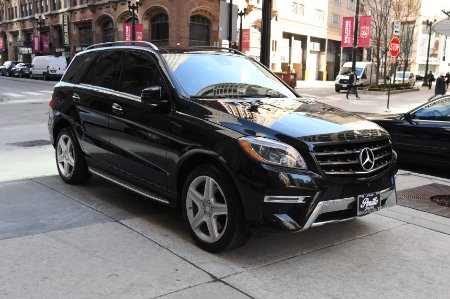 Used 2014 Mercedes-Benz M-Class ML 550 | Chicago, IL